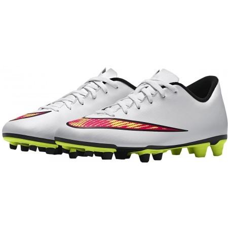 Pánské lisovky - Nike MERCURIAL VORTEX II FG - 5