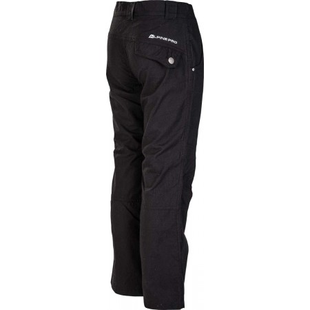 Dětské zateplené kalhoty - Alpine Pro ARGYLE - 4