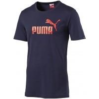 Puma ESS NO1 LOGO TEE - Pánské triko