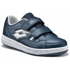 Lotto T-BASIC V CL S - Dětská tenisová obuv