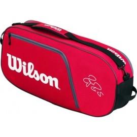 Wilson ROGER FEDERER TEAM 3PK BAG RD
