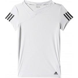 adidas RESPONSE TEE - Dámské tenisové tričko
