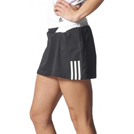 Dámská tenisová sukně - adidas RESPONSE SKORT - 4