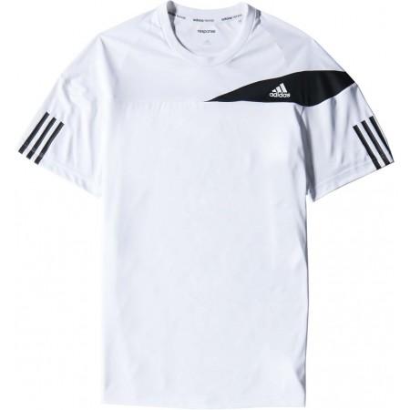 Dětské tenisové tričko - adidas B RESPONSE TEE - 1