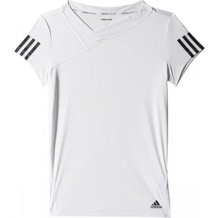 Dětské tenisové tričko - adidas G RESPONSE TEE - 1