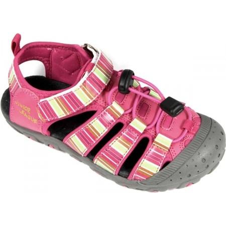 Dětské sandály - Junior League SEVE - 3