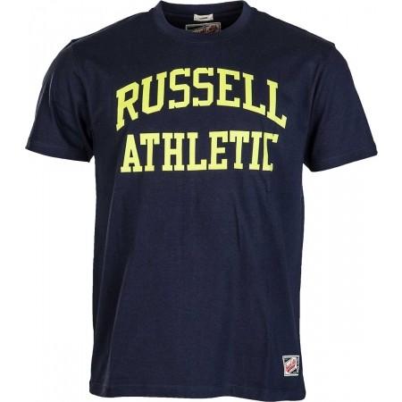 Pánské tričko - Russell Athletic TEE RETRO - 4