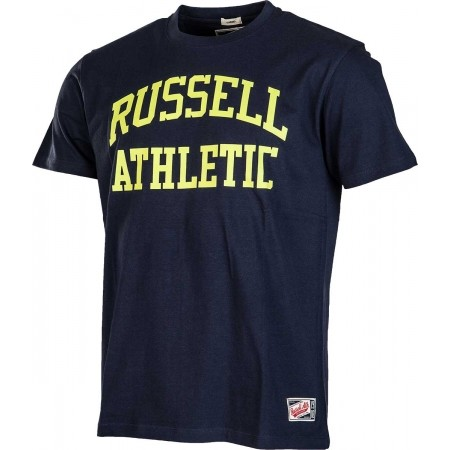 Pánské tričko - Russell Athletic TEE RETRO - 5