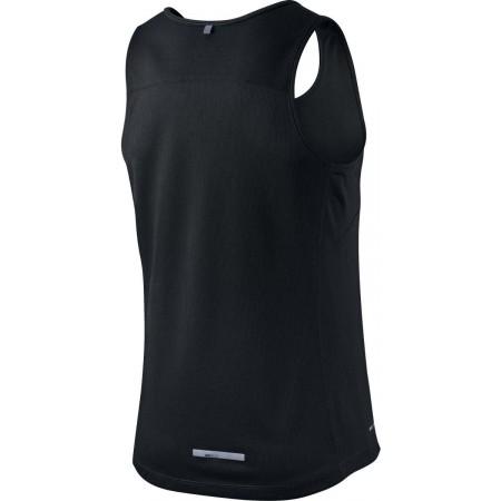 Pánské běžecké tílko - Nike MILER SINGLET - 6