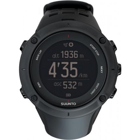 Sportovní hodinky s GPS - Suunto AMBIT3 PEAK BLACK HR - 1