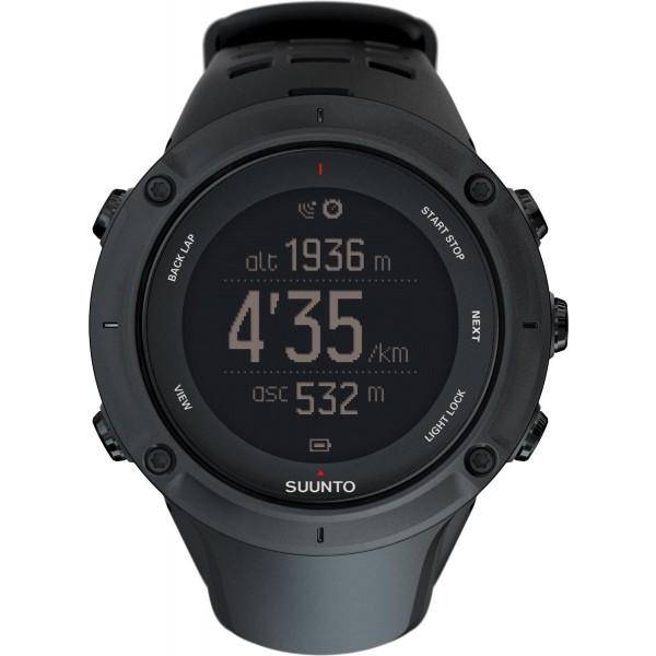 Suunto AMBIT3 PEAK BLACK HR - Sportovní hodinky s GPS