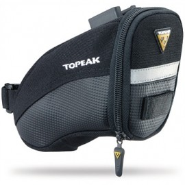 Topeak AERO WEDGE PACK-SMALL QUICKCLICK - Brašna pod sedlo