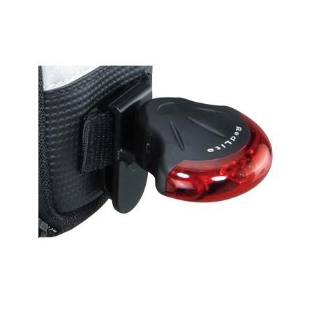 AERO WEDGE PACK-SMALL QUICKCLICK - Brašna pod sedlo - Topeak AERO WEDGE PACK-SMALL QUICKCLICK - 4