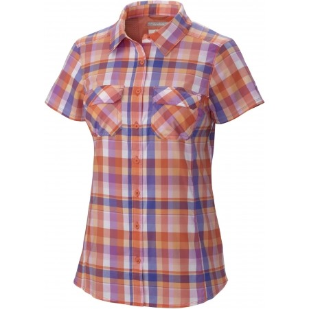 Dámská košile s krátkým rukávem - Columbia SATURDAY TRAIL III - 1
