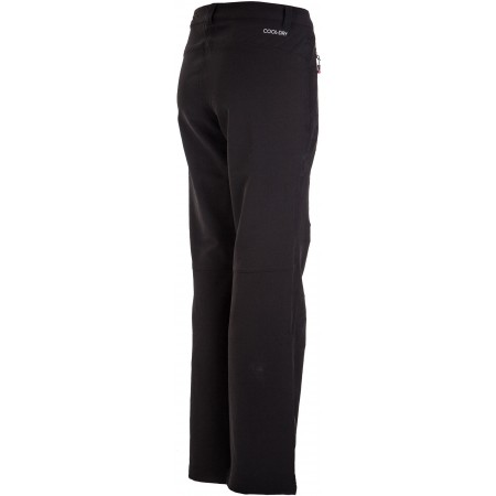 Dámské softshellové kalhoty - Alpine Pro EDIA - 4