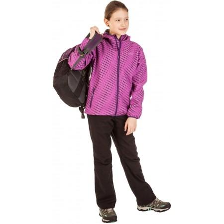 Dětské zateplené kalhoty - Alpine Pro ARGYLE - 6