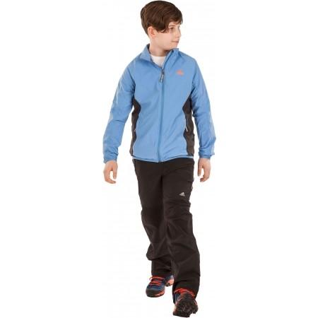 Dětské outdoorové kalhoty - adidas BG MULTI PANTS - 5