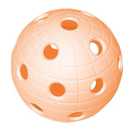 MATCH BALL CRATER WFC ORG - Florbalový míček - Unihoc MATCH BALL CRATER WFC ORG