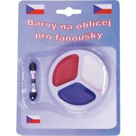 SPORT TEAM BARVY NA OBLIČEJ ČR 1