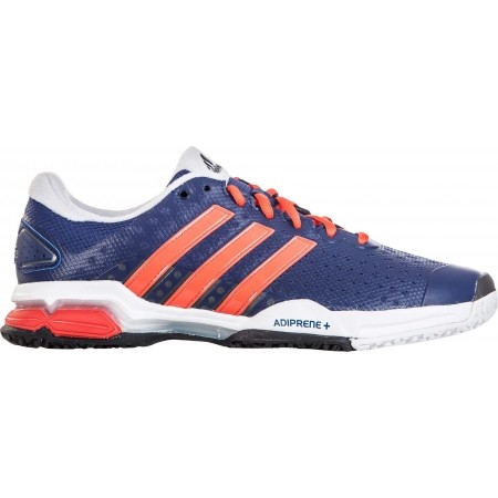 Pánská tenisová obuv - adidas BARRICADE TEAM 4 OMNI COURT - 2