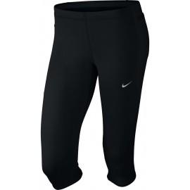 Nike TECH CAPRI - Dámské běžecké 3/4 kalhoty