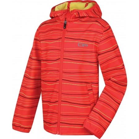 Dětská softshellová bunda - Alpine Pro ZUZI - 1