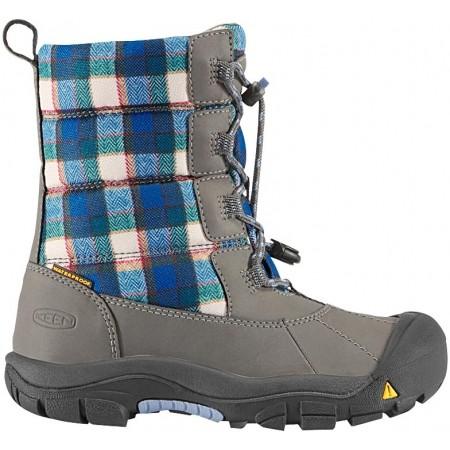LOVELAND BOOT WP K - Dětská zimní obuv - Keen LOVELAND BOOT WP K - 2