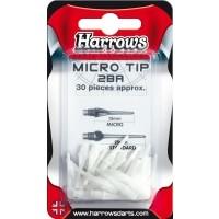 Harrows MICRO SOFT HROTY 30KS - Plastové hroty