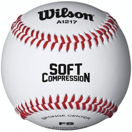 SOFT COMPRESSION - Baseballový míč - Wilson SOFT COMPRESSION - 1