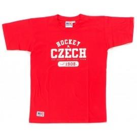 Střída Triko Czech dětské Royal