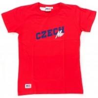 Střída Czech RED ME - Fanouškovské tričko