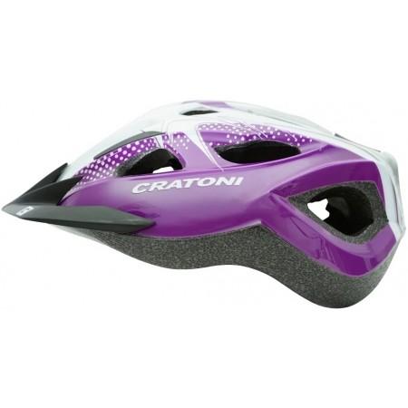 Cyklistická helma - Cratoni SIRON - 4