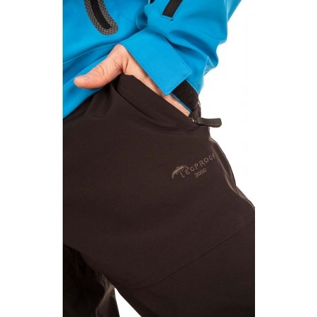 TRAMAN SOFTSHELL PANTS LIGHT - Pánské outdoorové softshellové kalhoty - Hi-Tec TRAMAN SOFTSHELL PANTS LIGHT - 4