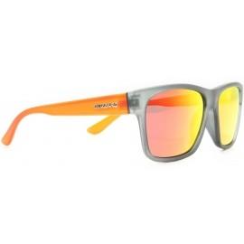 Blizzard Rubber black trans Polarized - Sluneční brýle