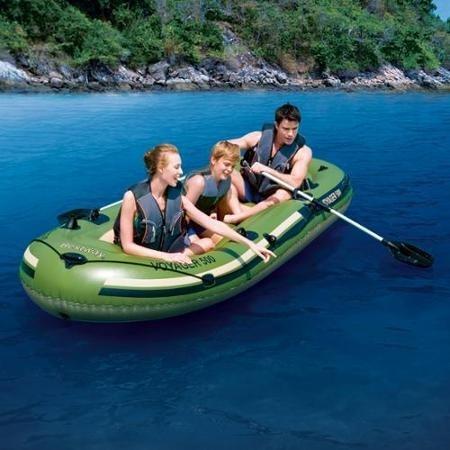 VOYAGER 500 - nafukovací člun - Bestway VOYAGER 500 - 2