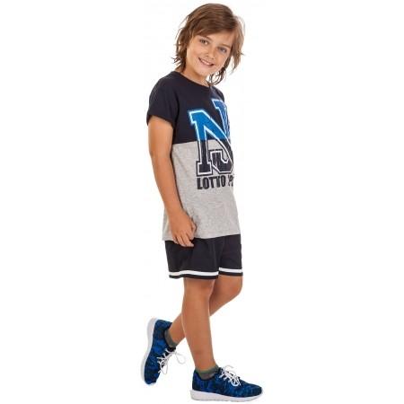 Chlapecká obuv na volný čas - Lotto LYDE - 6