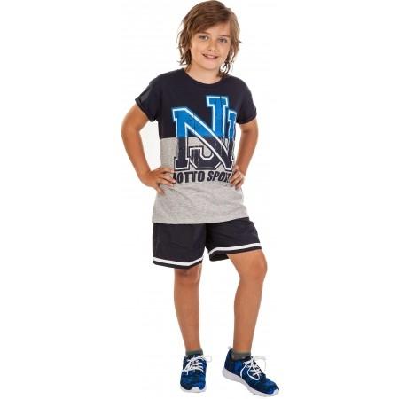 Chlapecká obuv na volný čas - Lotto LYDE - 7