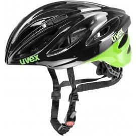 Uvex BOSS RACE - Sportovní cyklistická helma