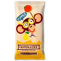 Chimpanzee YIPPEE BAR 35G HRU-MER - Energetická tyčinka