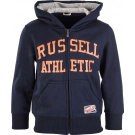 Russell Athletic HOODY ZIP THRU HOODY