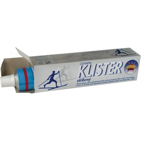 KLISTER STŘÍBRNÝ - Klister na běžecké lyže - Skivo KLISTER STŘÍBRNÝ