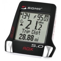 Sigma ROX 5.0 - Cyklocomputer