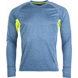 Lotto T-SHIRT LS FLASHRIDE BLUE