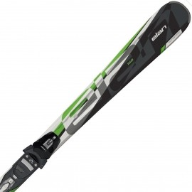 Elan WAVEFLEX 72 QT + EL 10 - Sjezdové lyže