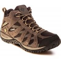 Columbia REDMOND MID WP - Pánská treková obuv