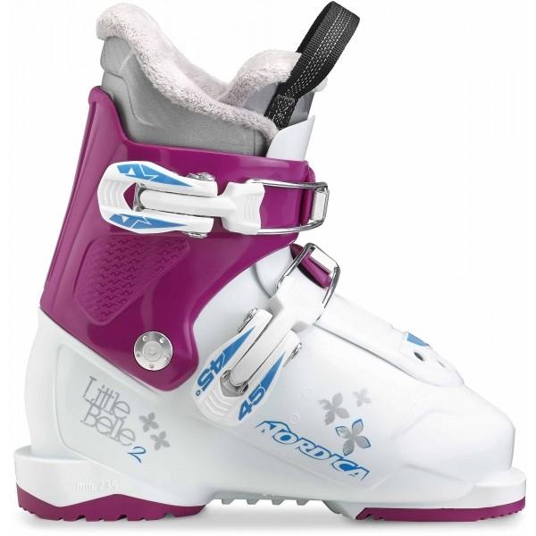 Nordica LITTLE BELLE 2 - Dětské lyžařské boty