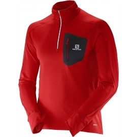 Salomon TRAIL RUNNER WARM LS ZIP M