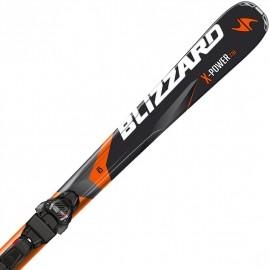 Blizzard X-POWER RX 730 + IQ TP 10