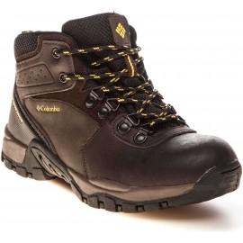 Columbia YOUTH NEWTON RIDGE II - Dětská zimní obuv