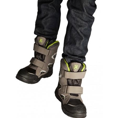 Dětská zimní obuv - Junior League SIGYN - 7